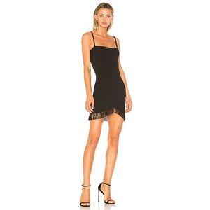 NOOKIE XS Black Mini Dress